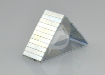 Galvanized square side suction