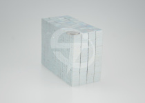 Galvanized square